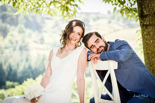 Photographe mariage - Studio d'Urfé Photo - photo 26