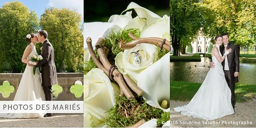 Photographe mariage - Sandrine Sérafini Photographe  - photo 108