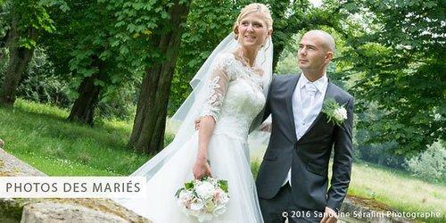 Photographe mariage - Sandrine Sérafini Photographe  - photo 112