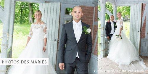 Photographe mariage - Sandrine Sérafini Photographe  - photo 110