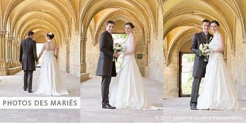 Photographe mariage - Sandrine Sérafini Photographe  - photo 106