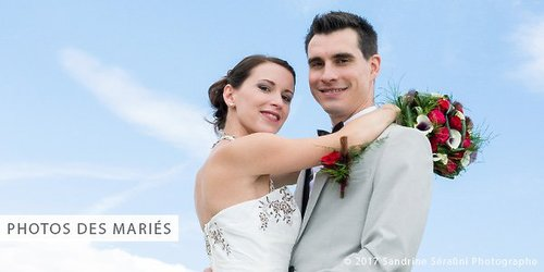 Photographe mariage - Sandrine Sérafini Photographe  - photo 99