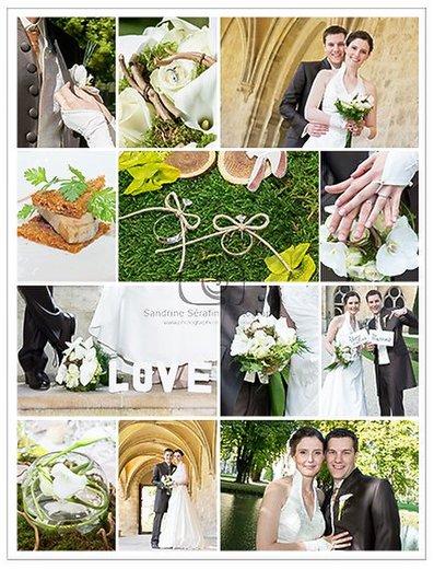 Photographe mariage - Sandrine Sérafini Photographe  - photo 133
