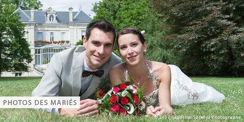 Photographe mariage - Sandrine Sérafini Photographe  - photo 97