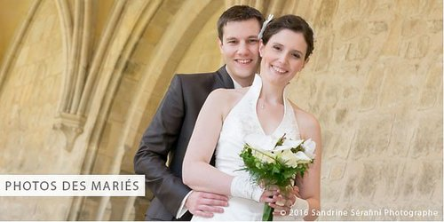 Photographe mariage - Sandrine Sérafini Photographe  - photo 107