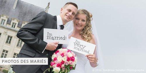 Photographe mariage - Sandrine Sérafini Photographe  - photo 126