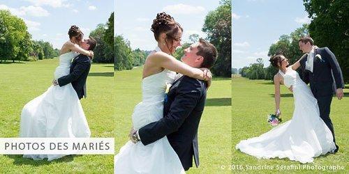 Photographe mariage - Sandrine Sérafini Photographe  - photo 118