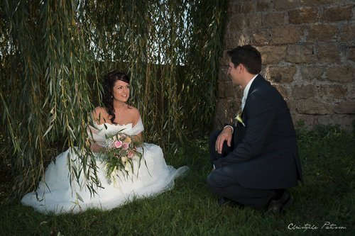 Photographe mariage - CHRISTOPHE PATISSOU - photo 1