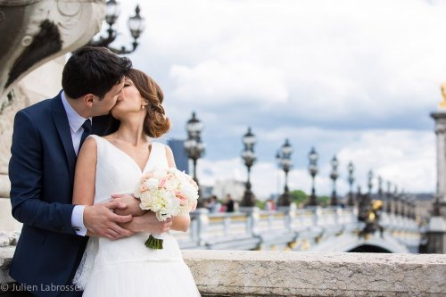 Photographe mariage - Julien Labrosse - photo 6