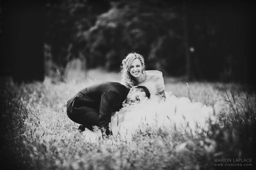 Photographe mariage - Marion Laplace Photographe - photo 12