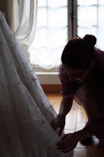 Photographe mariage - Poullet Cecile - photo 22