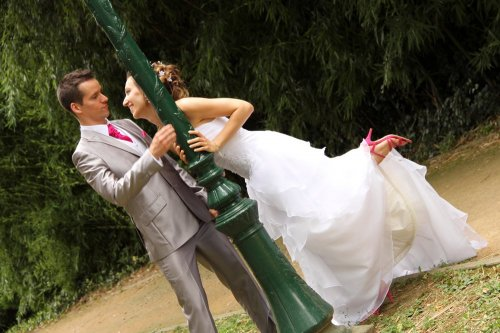 Photographe mariage - Poullet Cecile - photo 7