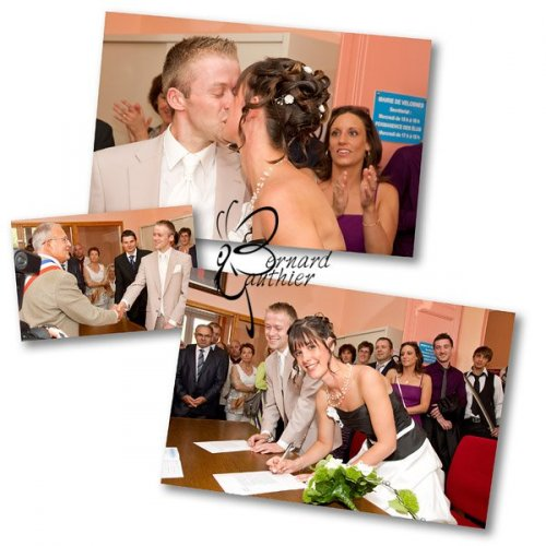 Photographe mariage - Gauthier Bernard - photo 4