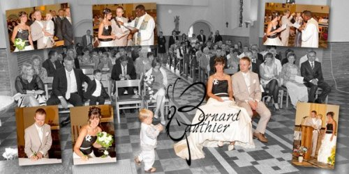 Photographe mariage - Gauthier Bernard - photo 9
