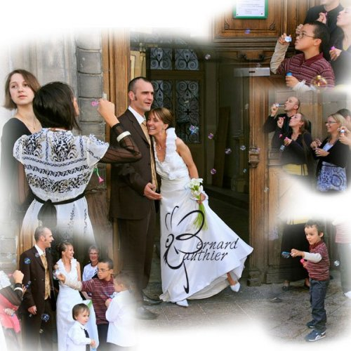 Photographe mariage - Gauthier Bernard - photo 17