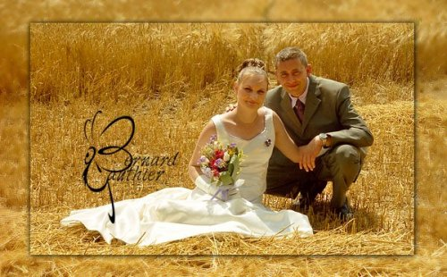 Photographe mariage - Gauthier Bernard - photo 1