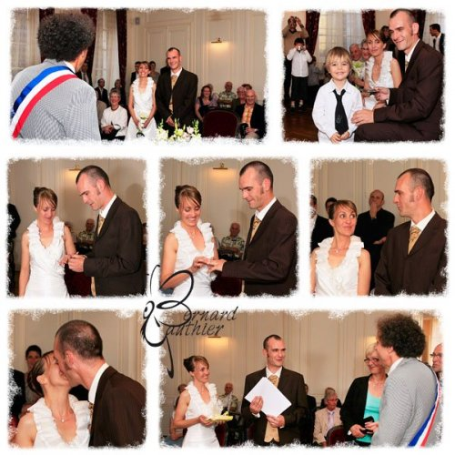 Photographe mariage - Gauthier Bernard - photo 16