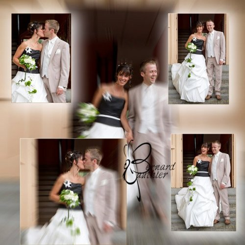 Photographe mariage - Gauthier Bernard - photo 6