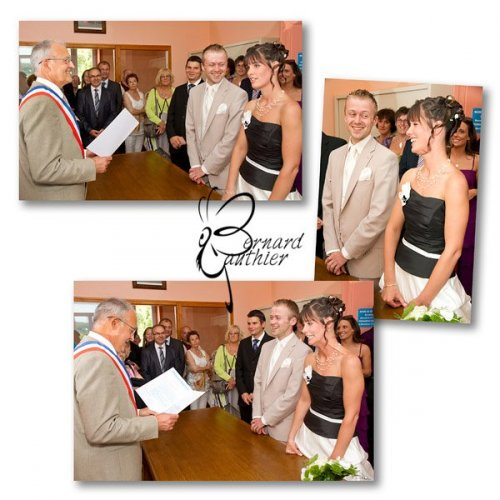 Photographe mariage - Gauthier Bernard - photo 3
