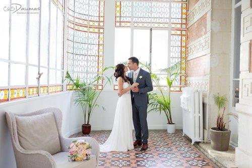 Photographe mariage - C&S DAUMAS - photo 12