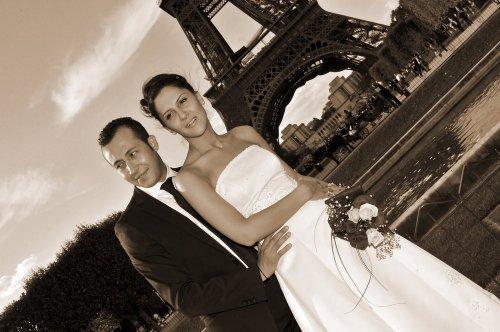 Photographe mariage - REPORTAGE  PHOTO/VIDEO - photo 2