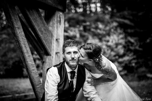 Photographe mariage - XAVIER BOURGE - photo 28