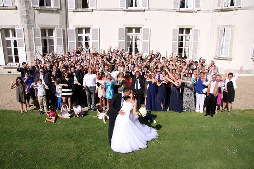 Photographe mariage - PHOTOGRAPHE VIERZON BOUCHUT Ph - photo 36