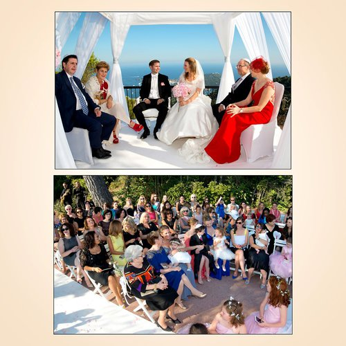 Photographe mariage - AZUR PRODUCTION VIDEO - photo 48