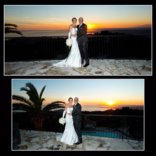 Photographe mariage - AZUR PRODUCTION VIDEO - photo 36