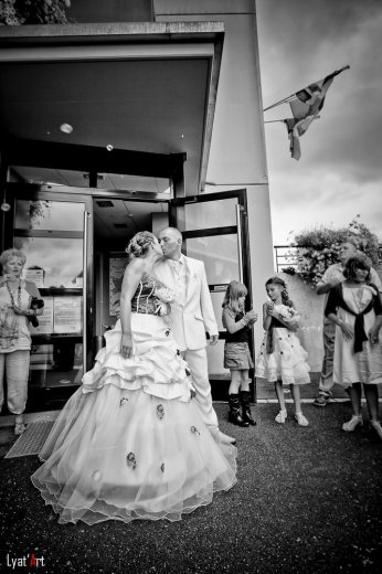 Photographe mariage - Lyat'Art - photo 28