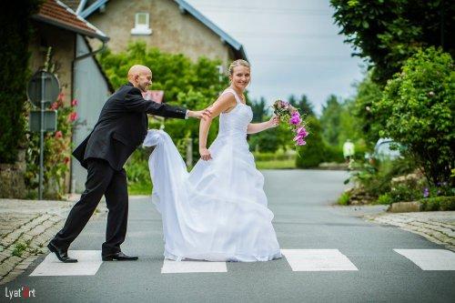 Photographe mariage - Lyat'Art - photo 15