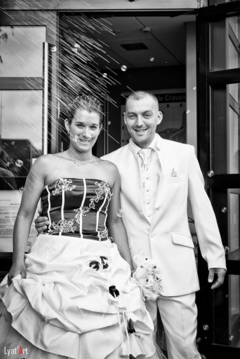 Photographe mariage - Lyat'Art - photo 27