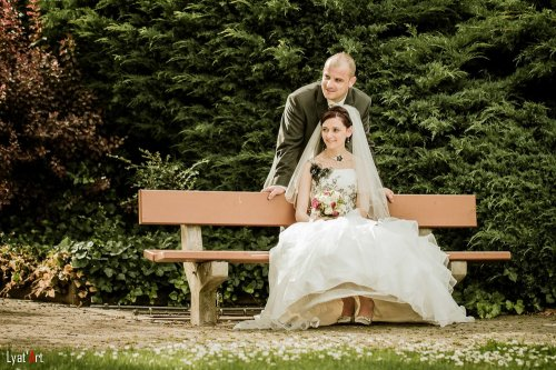 Photographe mariage - Lyat'Art - photo 11