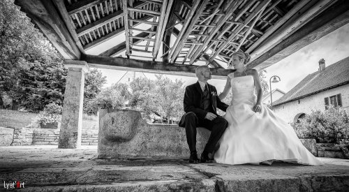 Photographe mariage - Lyat'Art - photo 37