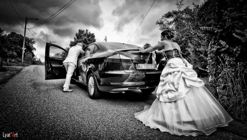 Photographe mariage - Lyat'Art - photo 30