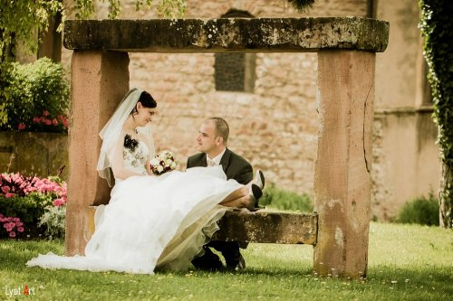 Photographe mariage - Lyat'Art - photo 12
