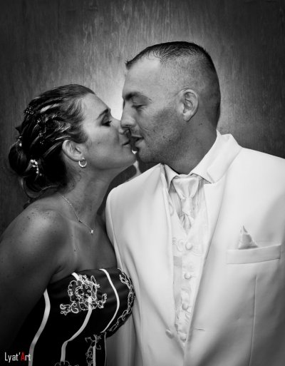 Photographe mariage - Lyat'Art - photo 25