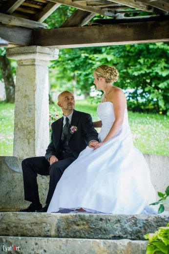 Photographe mariage - Lyat'Art - photo 14