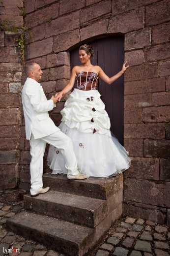 Photographe mariage - Lyat'Art - photo 3