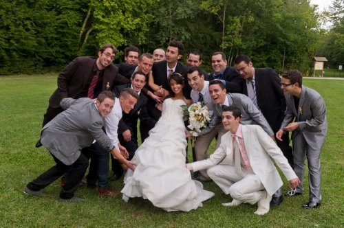 Photographe mariage - ANDRE RIZZOTTI - photo 25