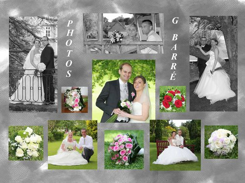 Photographe mariage - STUDIO PHOTO BARRE - photo 1