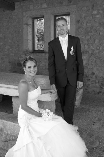 Photographe mariage - Gaëlle DESCHAMPS - photo 17