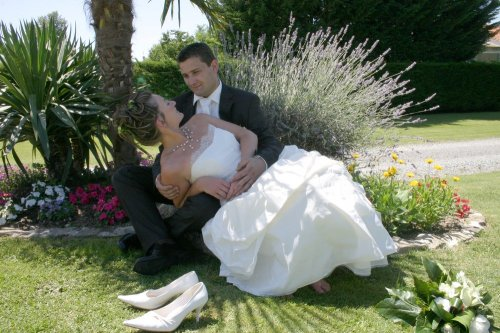 Photographe mariage - Gaëlle DESCHAMPS - photo 7