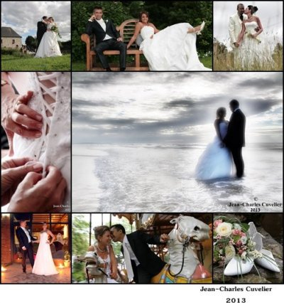 Photographe mariage - Jean-Charles Cuvelier - photo 14