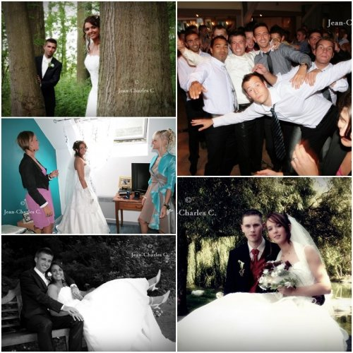 Photographe mariage - Jean-Charles Cuvelier - photo 16