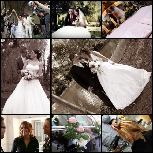 Photographe mariage - Jean-Charles Cuvelier - photo 4