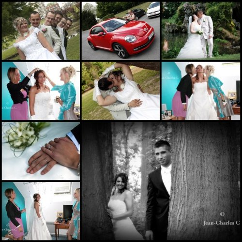 Photographe mariage - Jean-Charles Cuvelier - photo 6