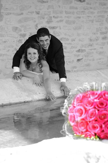 Photographe mariage - Chamfroy Laurence - photo 34