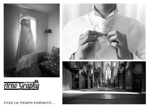 Photographe mariage - Arno Graphy - photo 2