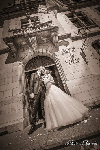 Photographe mariage - DIDIER BEZOMBES PHOTOGRAPHE  - photo 155